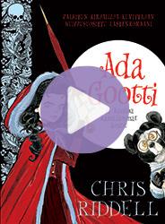 Ada Gootti -kirjan kansikuva