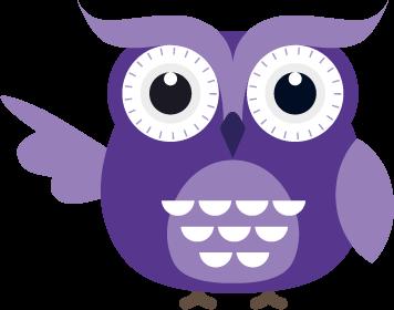 Violetti pöllö