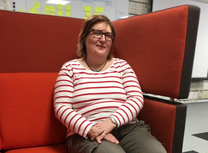 Pornaisten kirjastotoimenjohtaja Marianne Lindblad