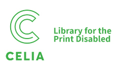 Celia Library for the Print Disabled
